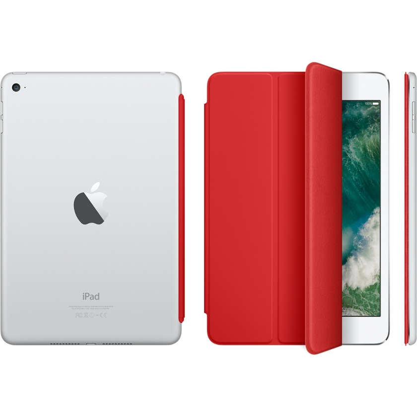 iPad mini 4 Smart Cover - (PRODUCT)RED