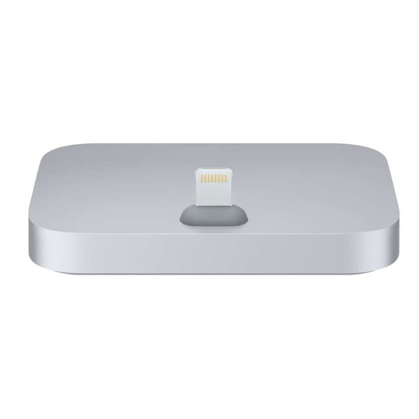 iPhone Lightning Dock - Space Gray