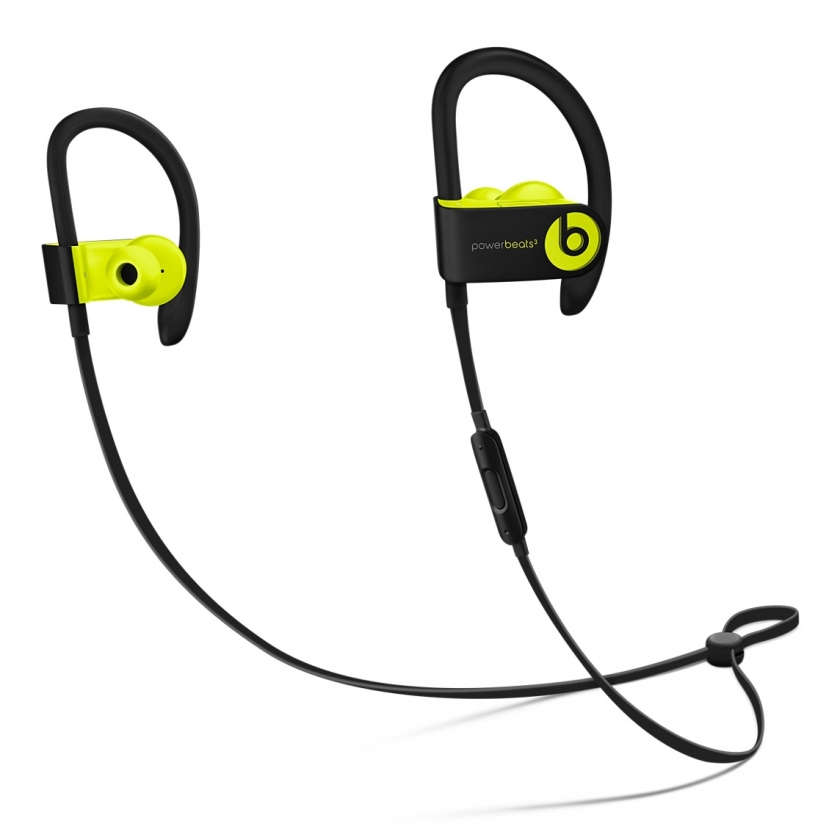 Powerbeats3 Wireless - Shock Yellow