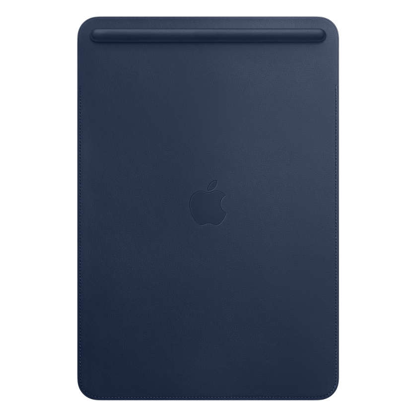 Leather Sleeve for 10.5‑inch iPad Pro - Midnight Blue