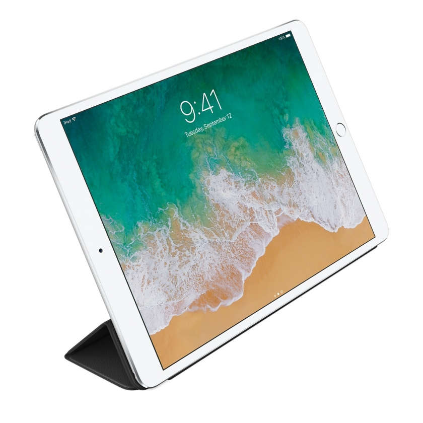 Leather Smart Cover for 10.5‑inch iPad Pro - Black