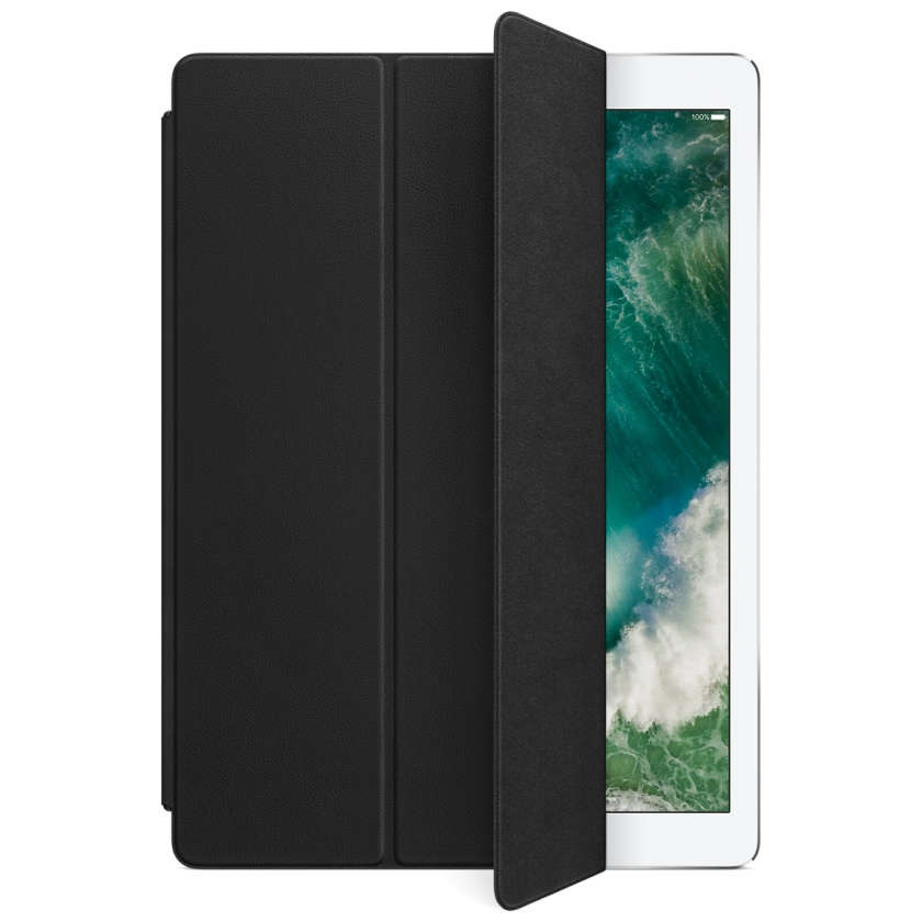 Leather Smart Cover for 12.9‑inch iPad Pro - Black