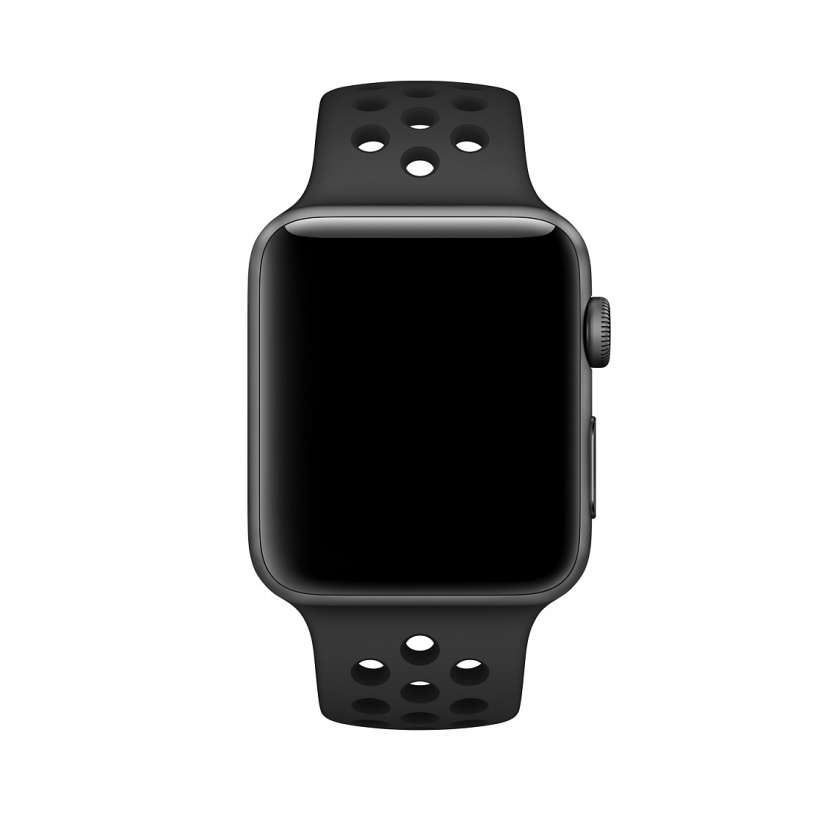 Nike Sport Band - Anthracite/Black