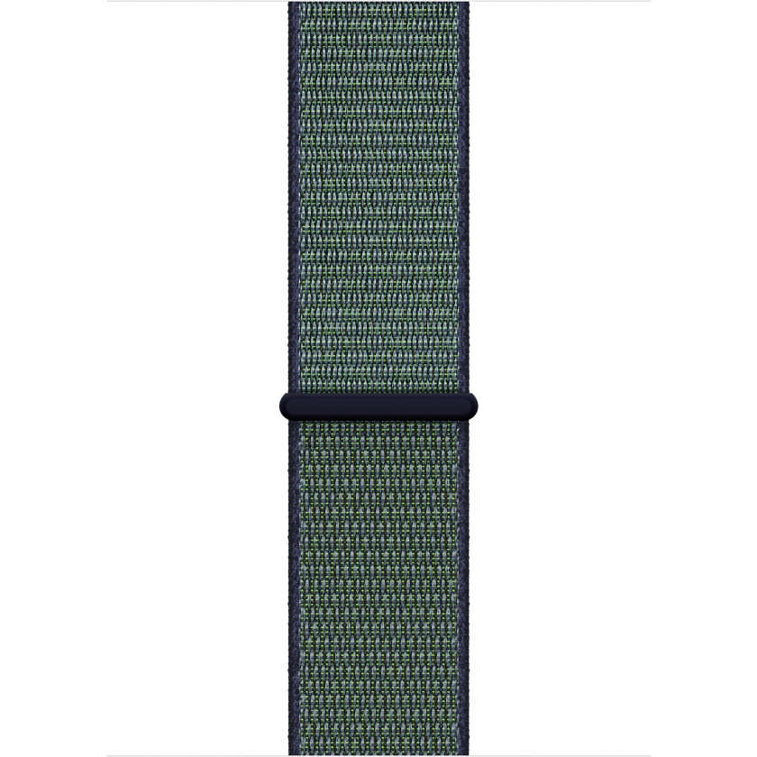 Apple Watch Nike+ Series 3 GPS + Cellular 38mm Space Gray Aluminum Case with Midnight Fog Nike Sport Loop