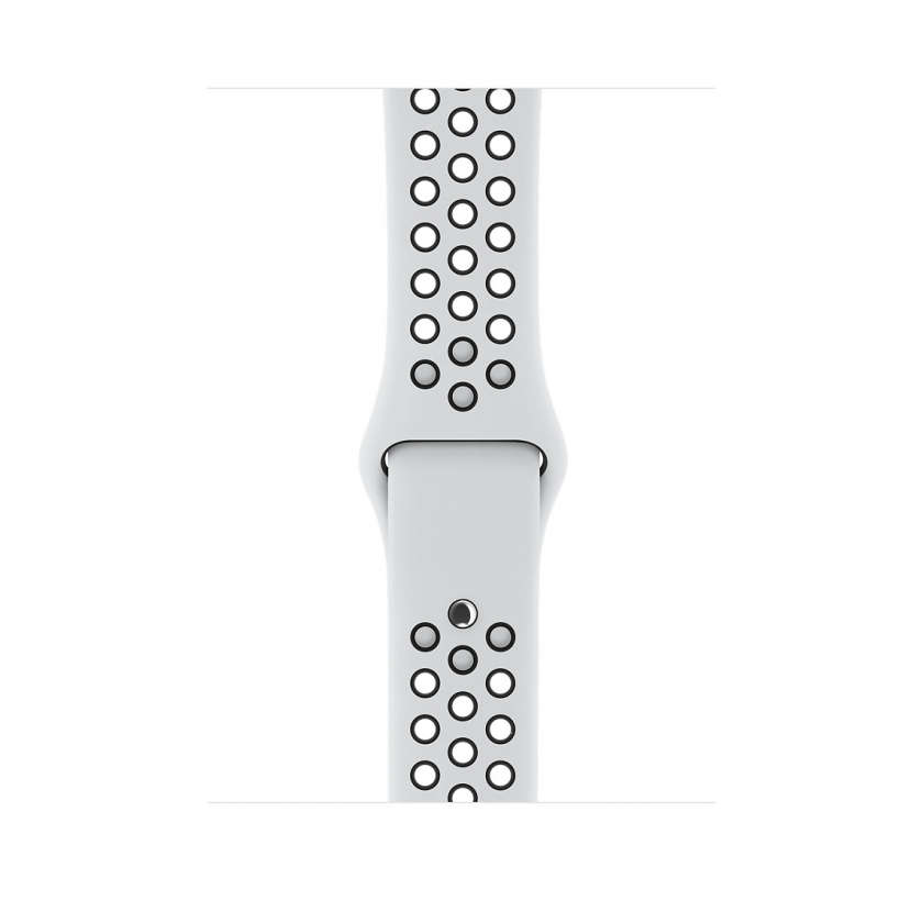 Nike Sport Band - Pure Platinum/Black
