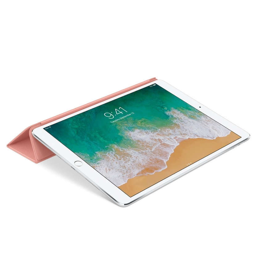Leather Smart Cover for 10.5‑inch iPad Pro - Soft Pink