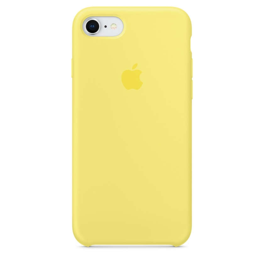 iPhone 8 / 7 Silicone Case - Lemonade