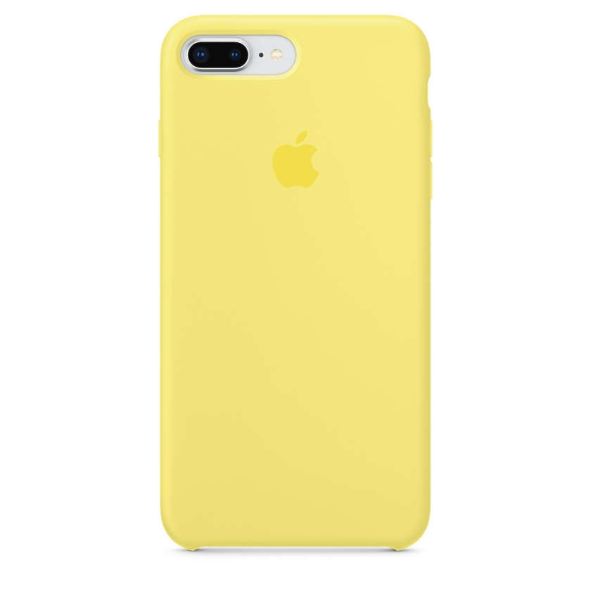 iPhone 8 Plus / 7 Plus Silicone Case - Lemonade