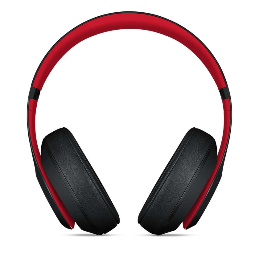 Beats Studio3 Wireless - The Beats Decade Collection - Defiant Black-Red