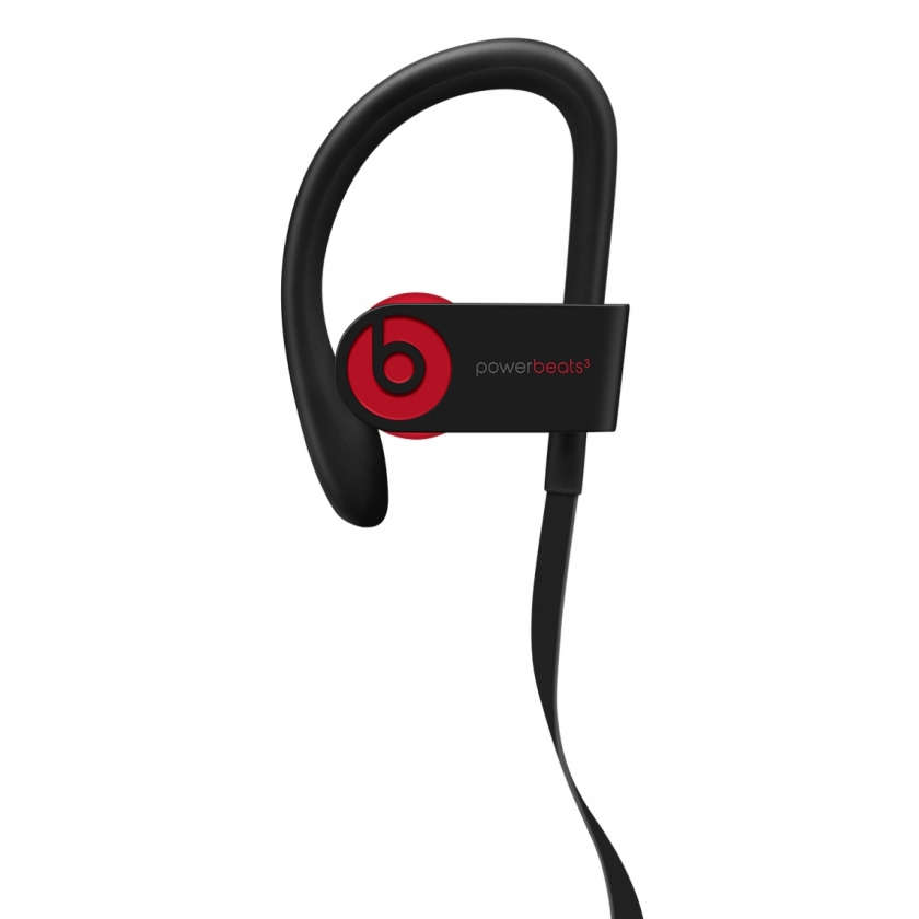 Powerbeats3 Wireless - The Beats Decade Collection - Defiant Black-Red
