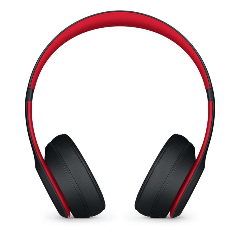 Beats Solo3 Wireless - The Beats Decade Collection - Defiant Black-Red