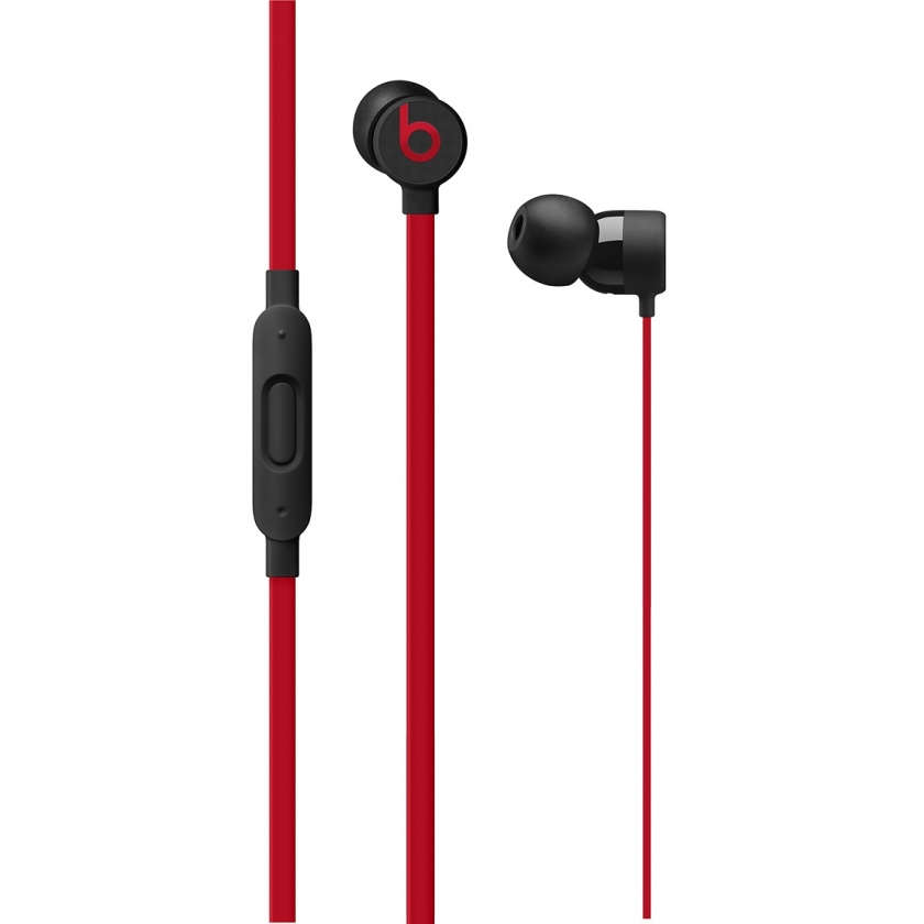 urBeats3 Lightning - The Beats Decade Collection - Defiant Black-Red