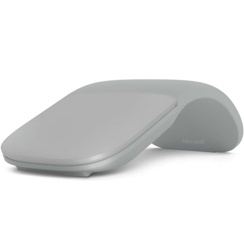 Microsoft Surface Arc Mouse - Light Gray