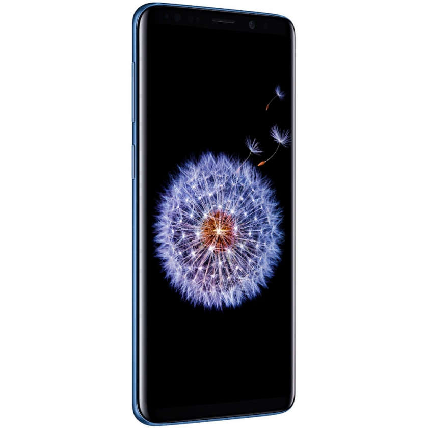 Samsung Galaxy S9 64GB - Coral Blue