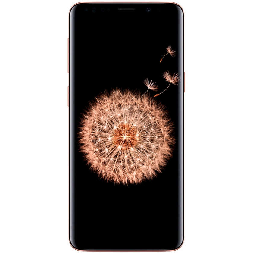 Samsung Galaxy S9 128GB - Sunrise Gold