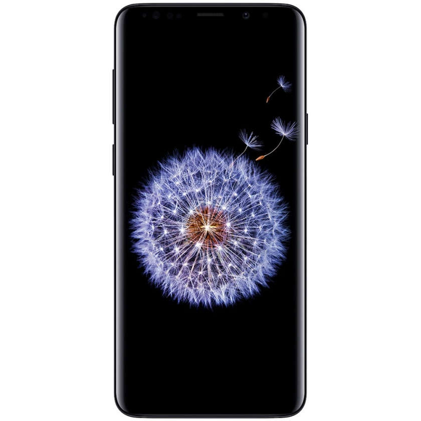 Samsung Galaxy S9+ 256GB - Midnight Black