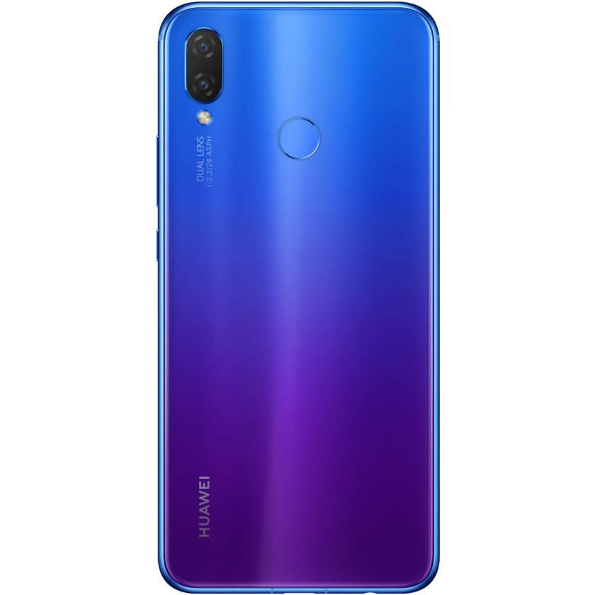 Huawei P smart+ 4/64GB - Iris Purple