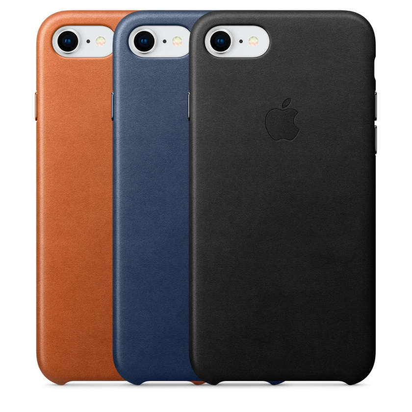 iPhone 8 / 7 Leather Case