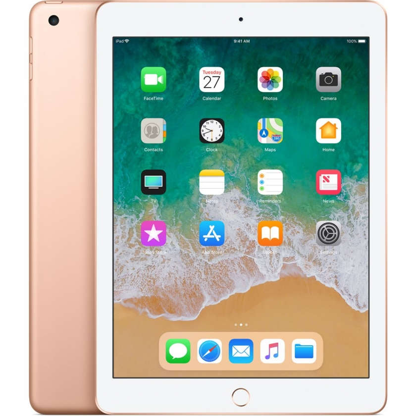 iPad 2018 Wi-Fi 32GB Gold