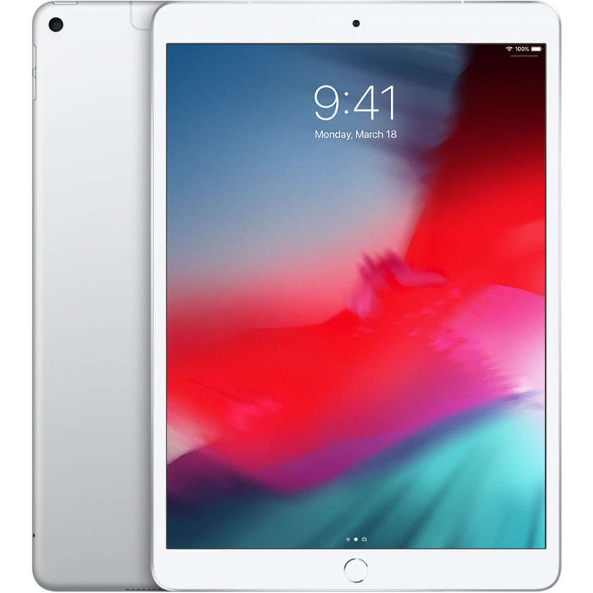 iPad Air 2019 Wi-Fi + Cellular 64GB Silver