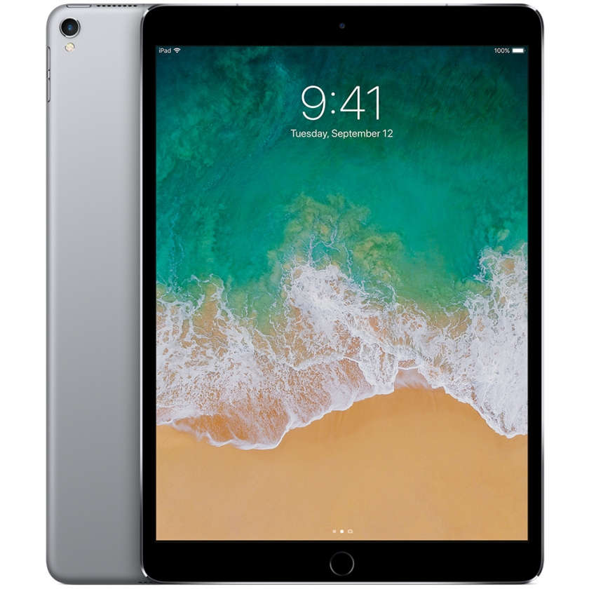 iPad Pro 10.5-inch Wi-Fi + Cellular 64GB Space Gray