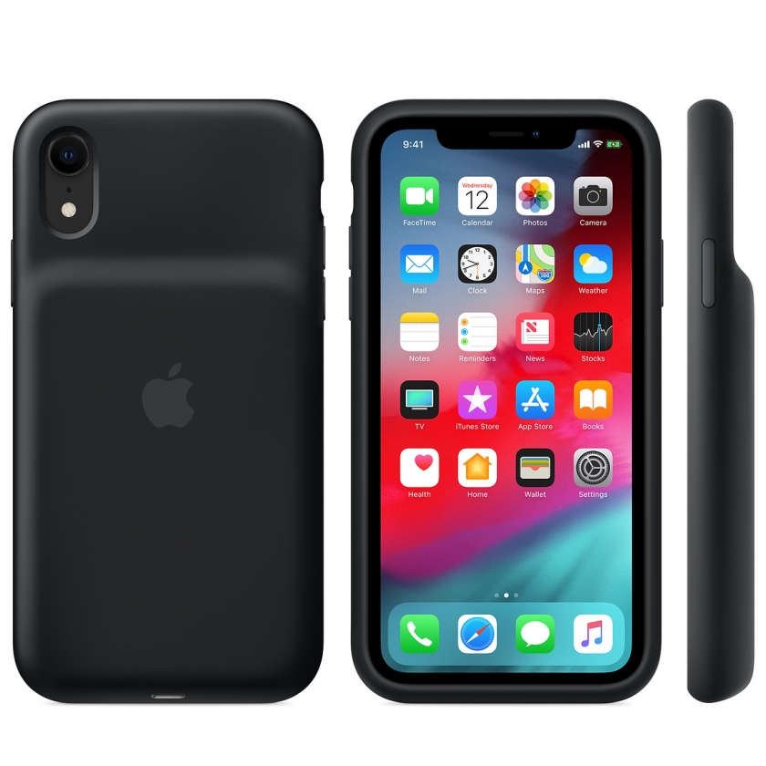iPhone XR Smart Battery Case - Black