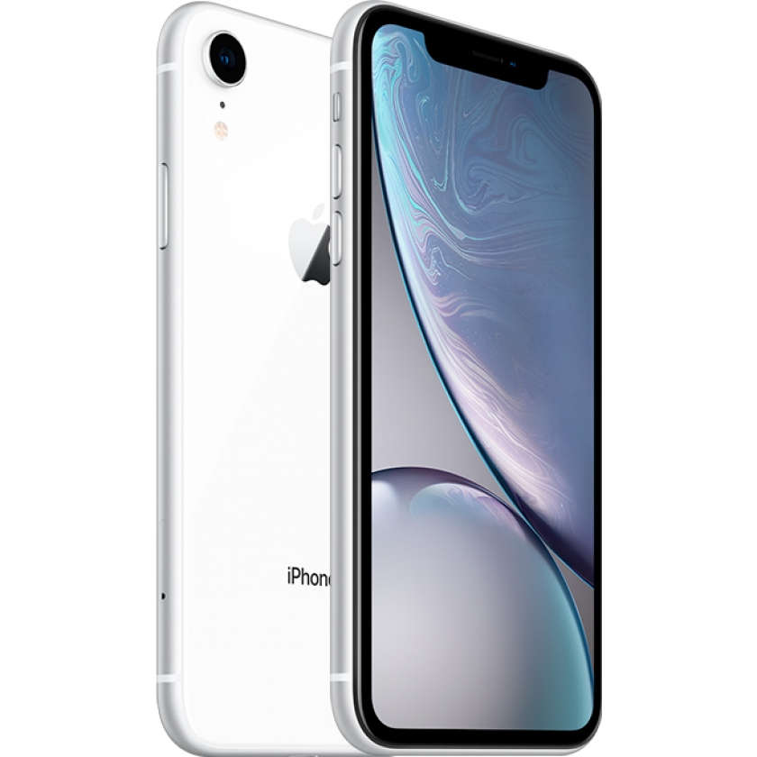 iPhone XR Dual Sim 256GB White