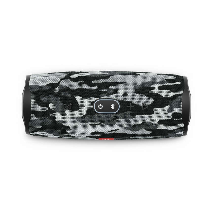 JBL Charge 4 - White Camouflage
