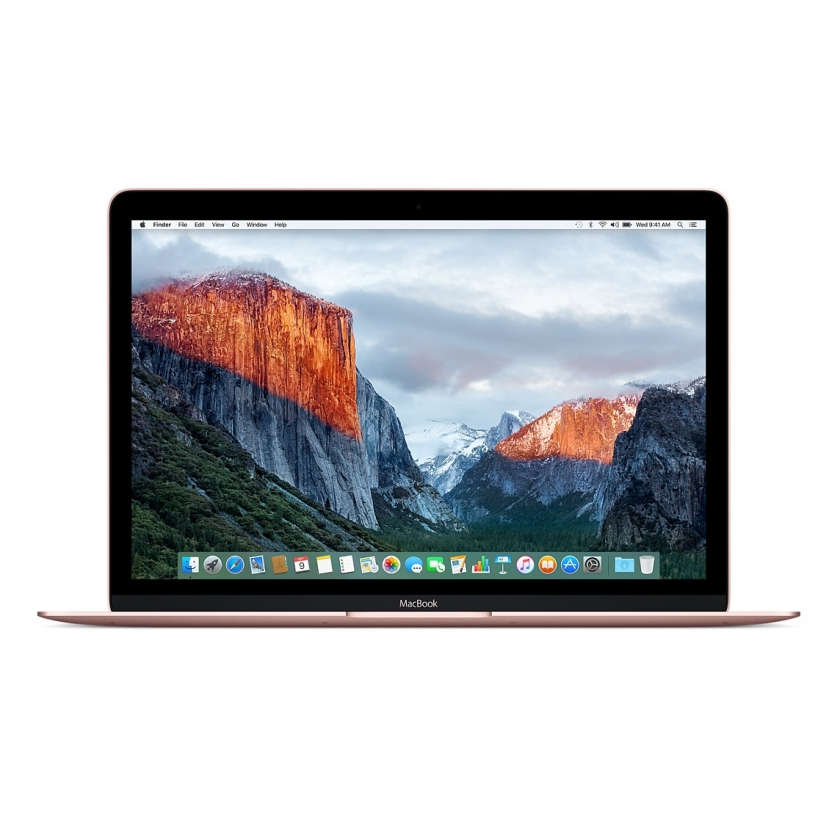 "MacBook 12"" 2017 Rose Gold (MNYN2)"