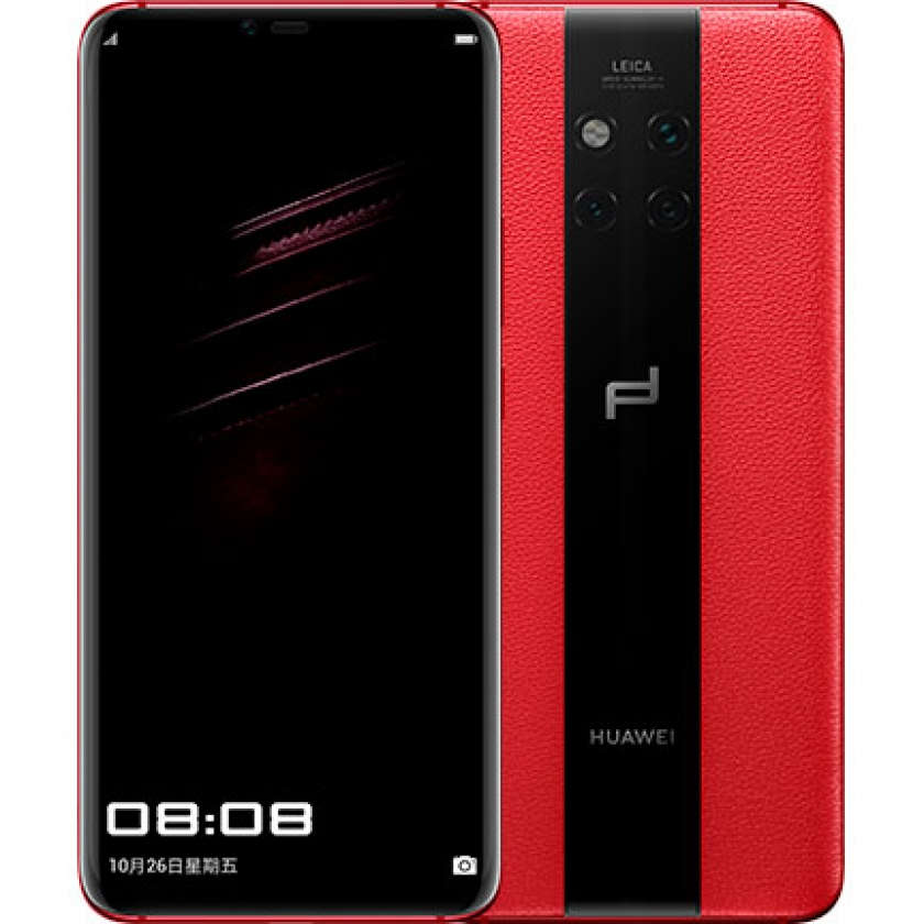 Huawei Mate 20 RS 8/512GB Porsche Design - Red