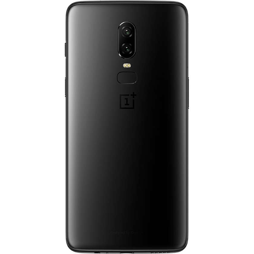OnePlus 6 6/64GB - Midnight Black