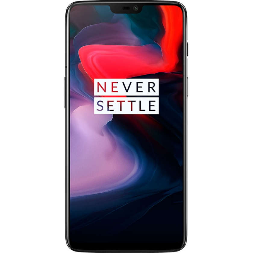 OnePlus 6 8/128GB - Mirror Black