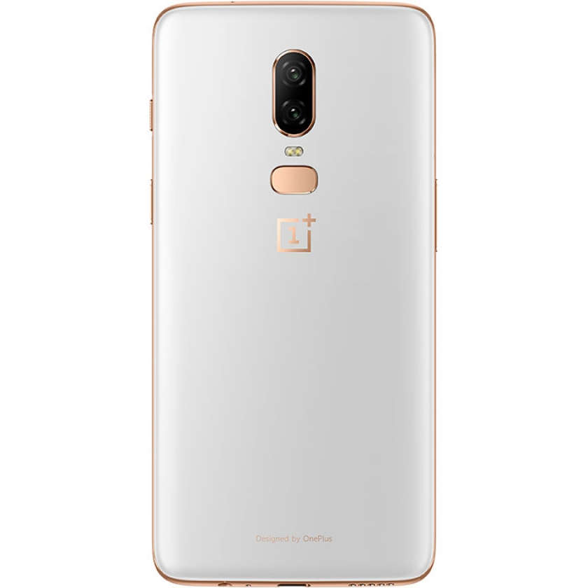OnePlus 6 8/128GB - Silk White