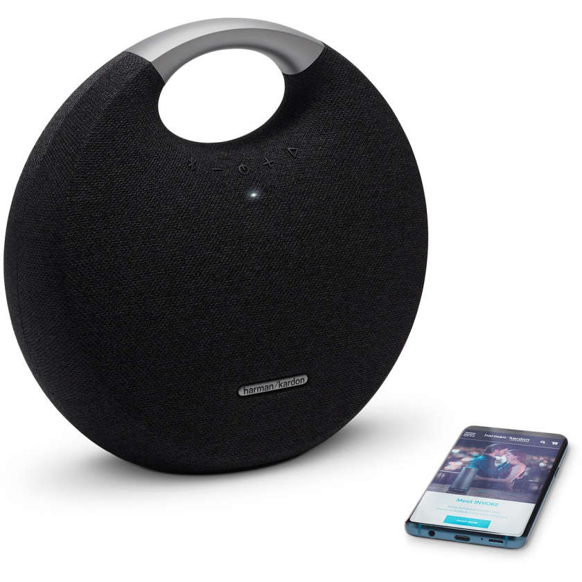 Harman Kardon Onyx Studio 5 - Black