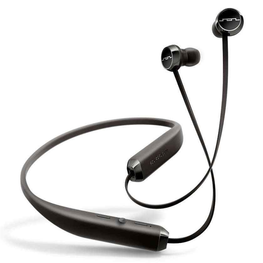 SOL REPUBLIC Shadow Wireless - Black