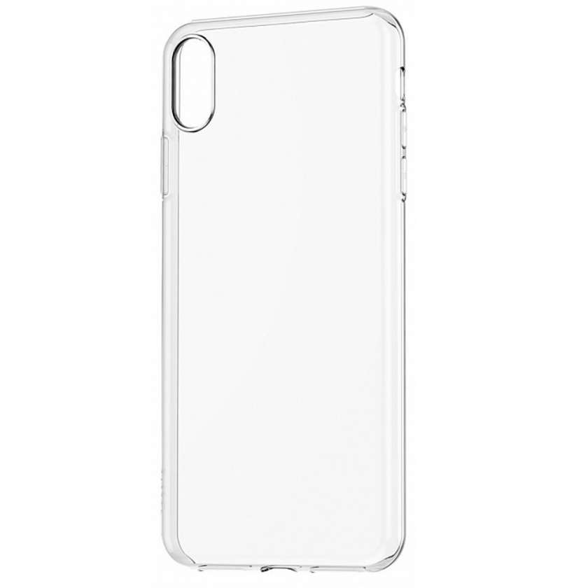 Silicone Clear Case for iPhone XS Max