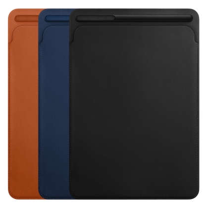 Leather Sleeve for 10.5‑inch iPad Pro/Air