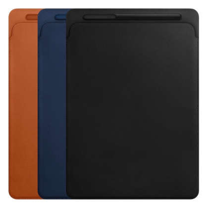 Leather Sleeve for 12.9‑inch iPad Pro
