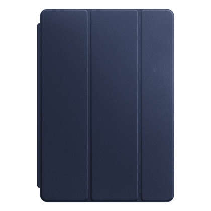 Leather Smart Cover for 10.5‑inch iPad Pro - Midnight Blue