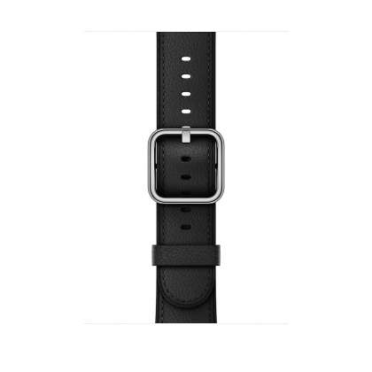 Classic Buckle - Black
