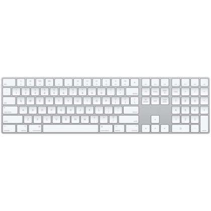 Magic Keyboard with Numeric Keypad - Silver