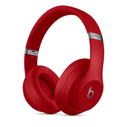 Beats Studio3 Wireless - Red