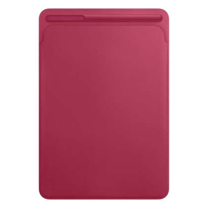 Leather Sleeve for 10.5‑inch iPad Pro - Pink Fuchsia