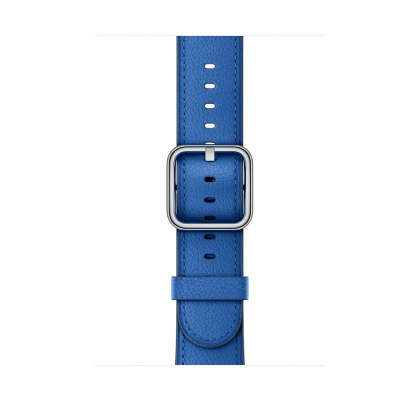 Classic Buckle - Electric Blue