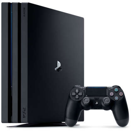 PlayStation 4 Pro - Black