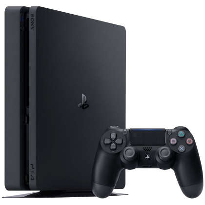 PlayStation 4 Slim - Black