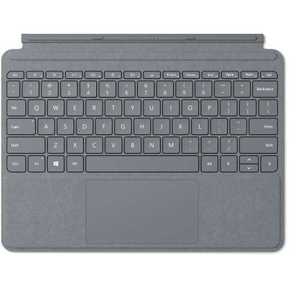 Microsoft Surface Go Signature Type Cover - Platinum