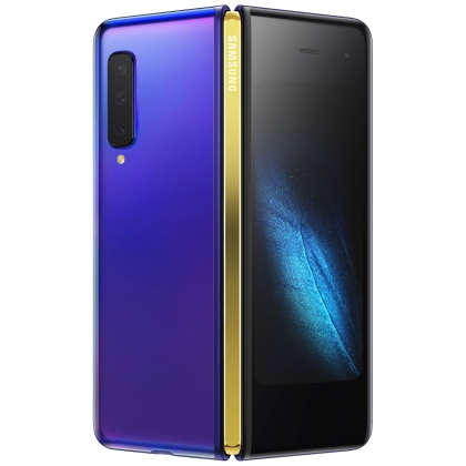Samsung Galaxy Fold 12/512GB - Astro Blue