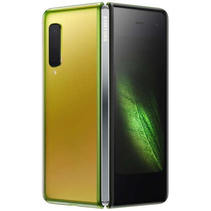 Samsung Galaxy Fold 12/512GB - Martian Green