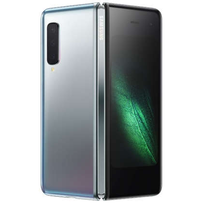 Samsung Galaxy Fold 12/512GB - Space Silver
